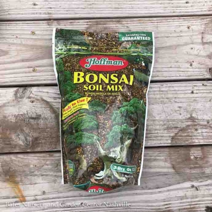 2Qt Bonsai Soil Mix Hoffman
