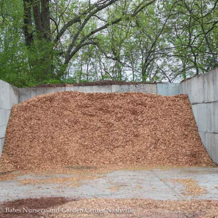E-8 Bulk Mini EarthMix® Cedar™ Chip Mulch .6 C/Y (1 Bulk Product Per Delivery)