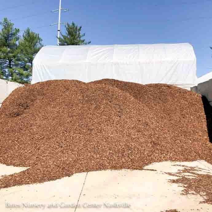 E-21 Bulk Mini  EarthMix® pFines™ Pine Fines / Soil Conditioner-Raw .6C/Y (1 Bulk Product Per Delivery)