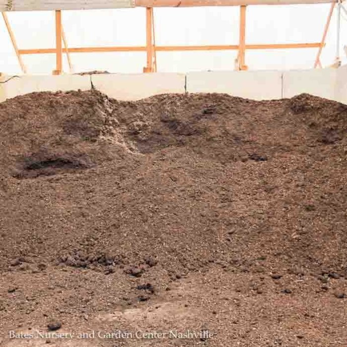 E-19 Bulk EarthMix® Landscape™ Premium Soil Conditioner 1.25 C/Y PSC (4 Scoop Maximum Per Delivery  1 Bulk Product Per Delivery)