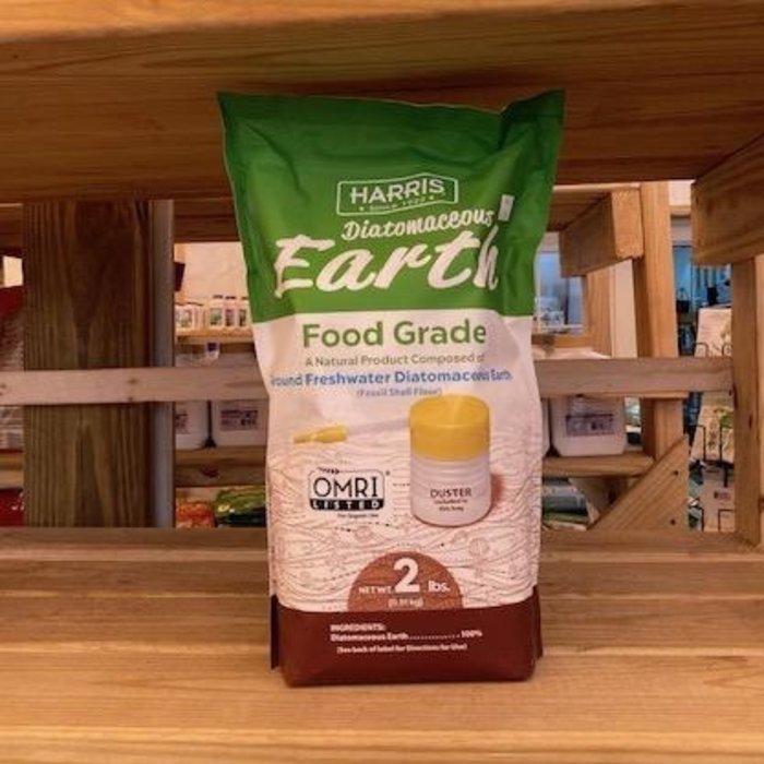 2Lb Diatomaceous Earth Food Grade Harris