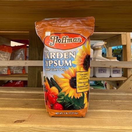 5Lb Garden Gypsum Hoffman
