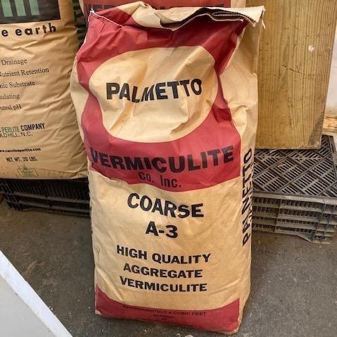 4 Cuft Vermiculite Medium/Coarse
