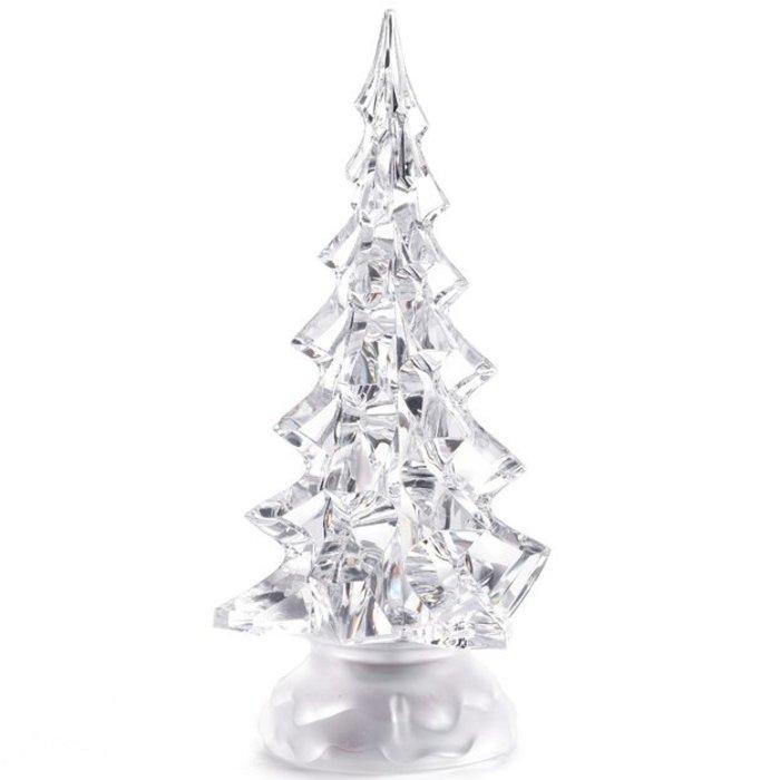 Christmas Decor LED Water Lantern Tree 4x10