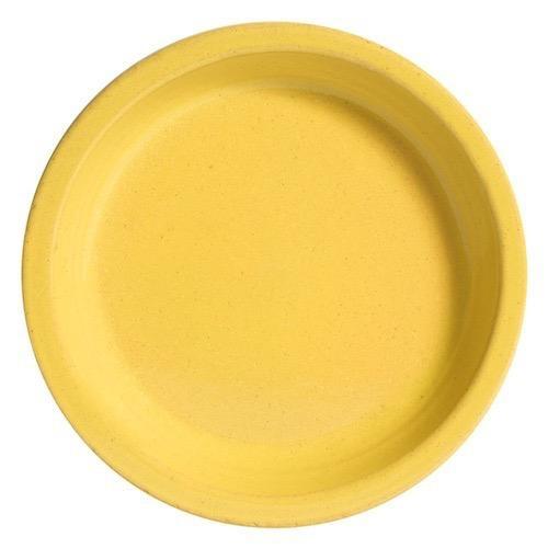 Saucer Glazed 11.5 Lrg Asst Made in USA