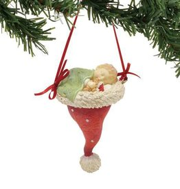 Enesco HRTCH Christmas Eve Buddies Ornament