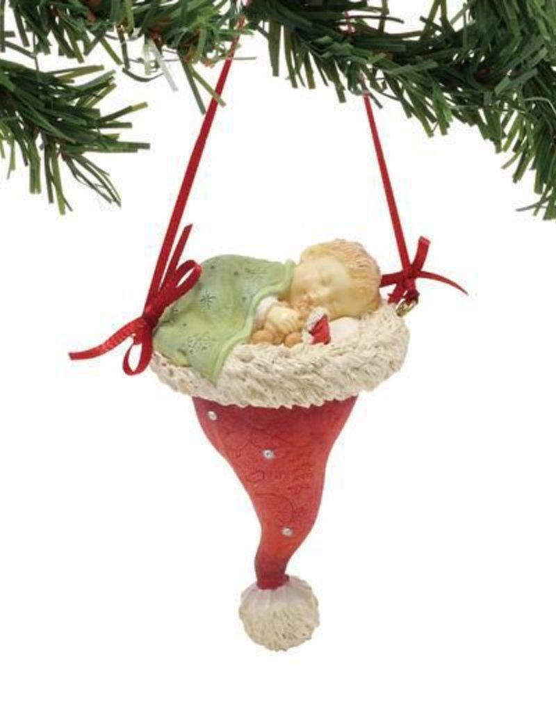 Enesco HRTCH Christmas Eve Buddies Ornament
