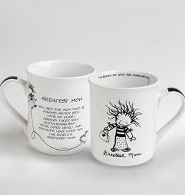 Children of the Inner Light C I L Mug - Greatest Mom