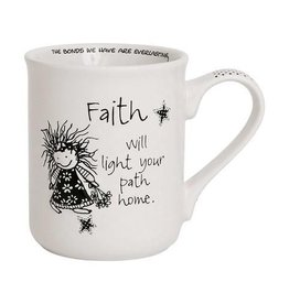 Children of the Inner Light C I L Mug - Faith