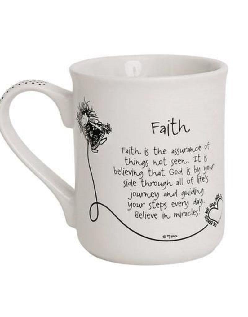 Children of the Inner Light C I L Mug - Faith