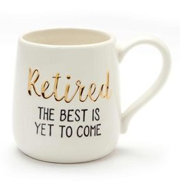 Enesco ONIM Mug - Retired Best is Yet to Come