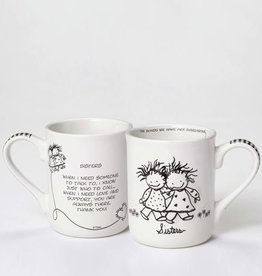 Children of the Inner Light C I L Mug - Sister