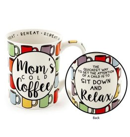 Enesco ONIM Mug - Mom Cold Coffee