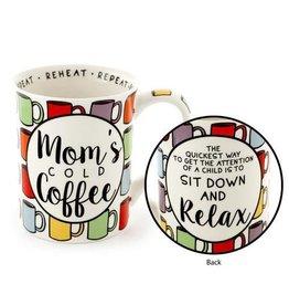 Our Name Is Mud ONIM Mug - Mom Cold Coffee