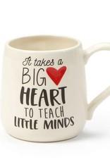 Enesco ONIM Mug - Teacher Big Heart