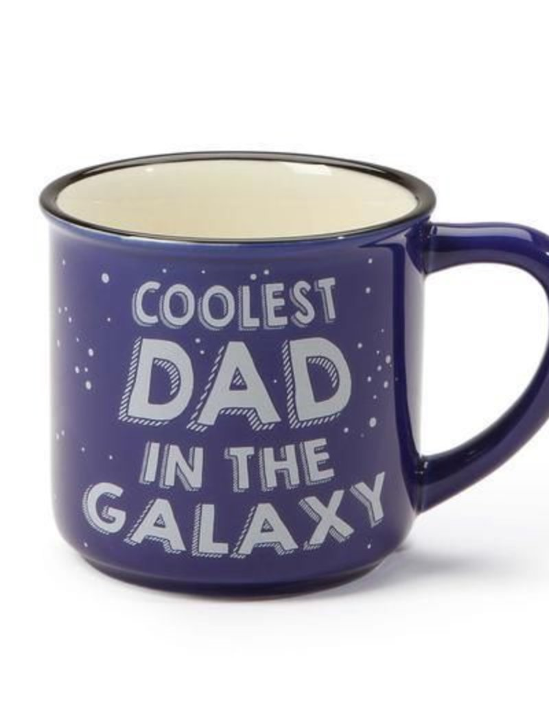 Enesco ONIM Mug - Coolest Dad Galaxy