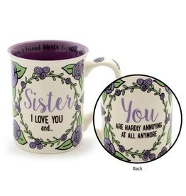 Enesco ONIM Mug - Sister I Love You