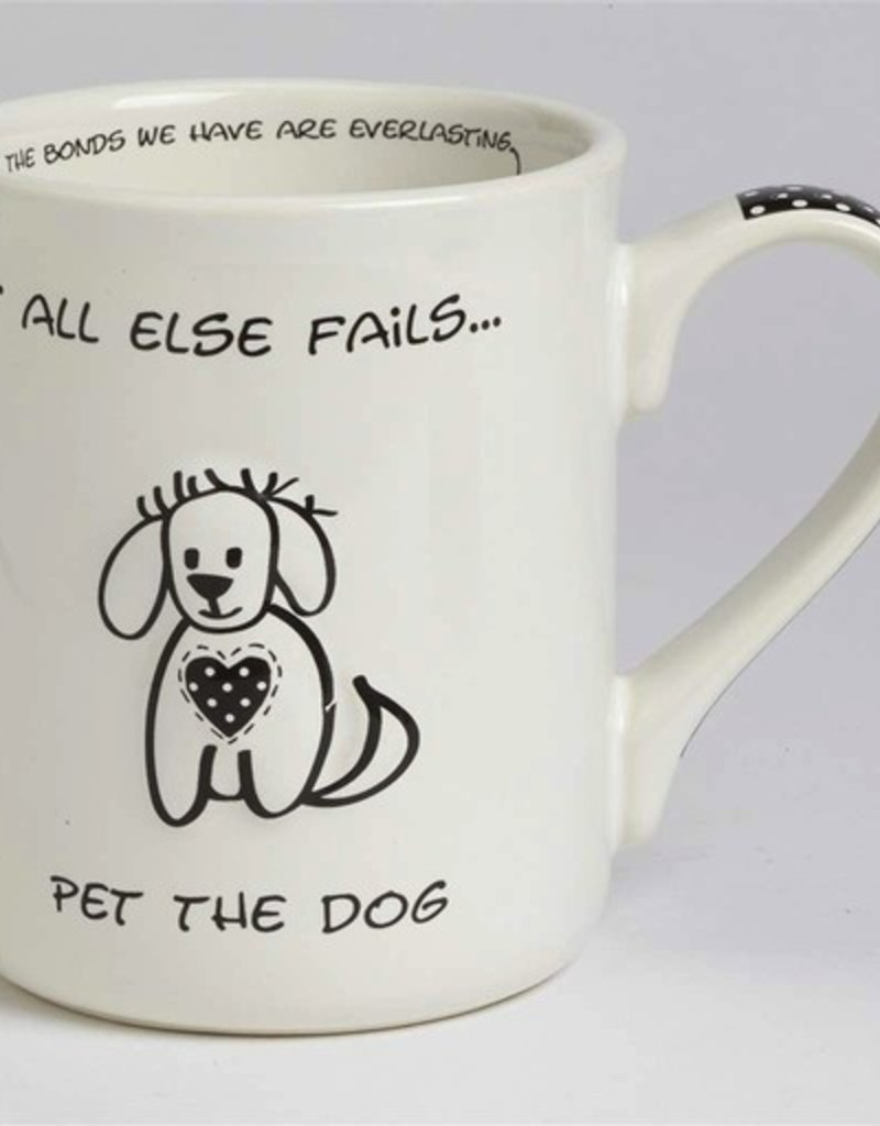 Children of the Inner Light C I L Mug - Dog