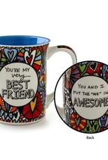 Enesco ONIM Mug - Very Best Friend