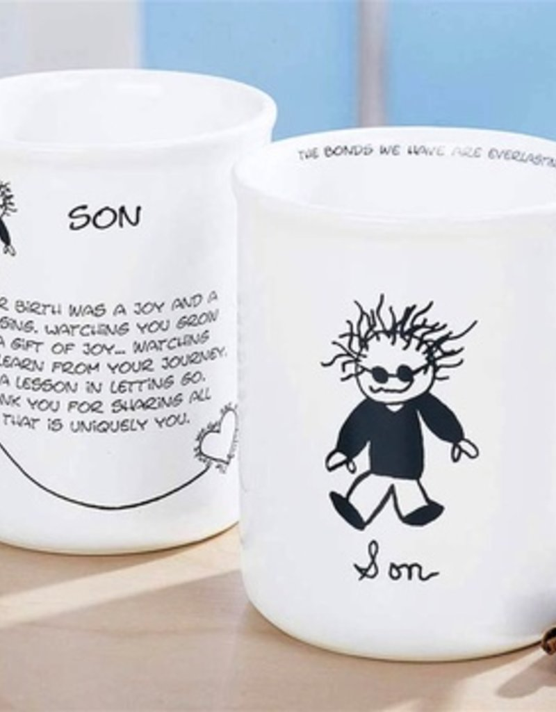 Children of the Inner Light C I L Mug - Son