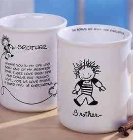 Children of the Inner Light C I L Mug - Brother