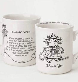 Children of the Inner Light C I L Mug - Thank You