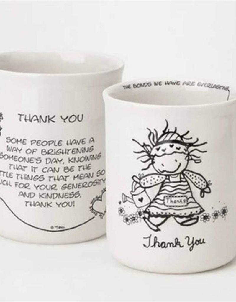 Children of the Inner Light C I L Mug - Thank You
