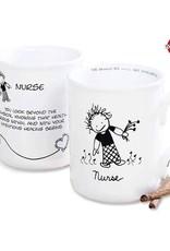Children of the Inner Light C I L Mug - Nurse