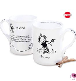 Children of the Inner Light C I L Mug - Nurse