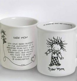 Children of the Inner Light C I L Mug - New Mom