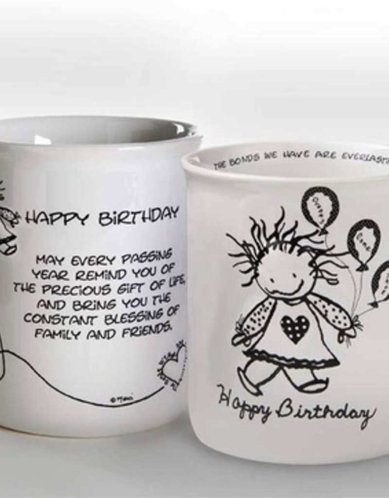 Children of the Inner Light C I L Mug - Happy Birthday