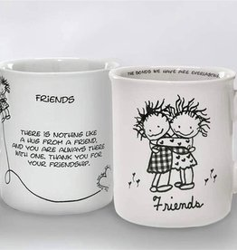Children of the Inner Light C I L Mug - Friends