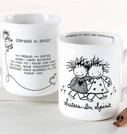 Children of the Inner Light C I L Mug - Sisters in Spirit