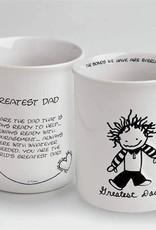 Children of the Inner Light C I L Mug - Greatest Dad