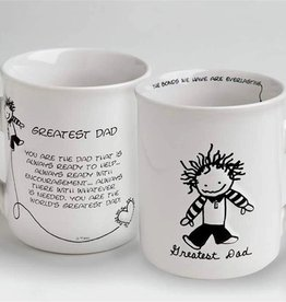 Children of the Inner Light C I L Mug - Greatest Dad