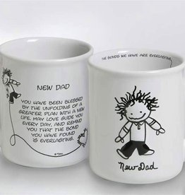 Children of the Inner Light C I L Mug - New Dad
