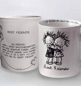 Children of the Inner Light C I L Mug - Best Friends