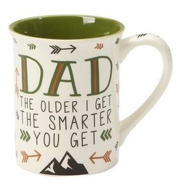 Enesco ONIM Mug - Dad…Smarter