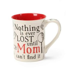 Our Name Is Mud ONIM Mug - Mom…Lost