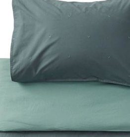 Intermark Pacific/Teal Duvet Cover Set - Queen