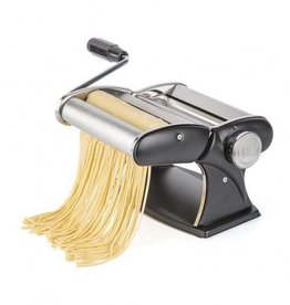 PL8 Professional Pasta Machine, S/S Black