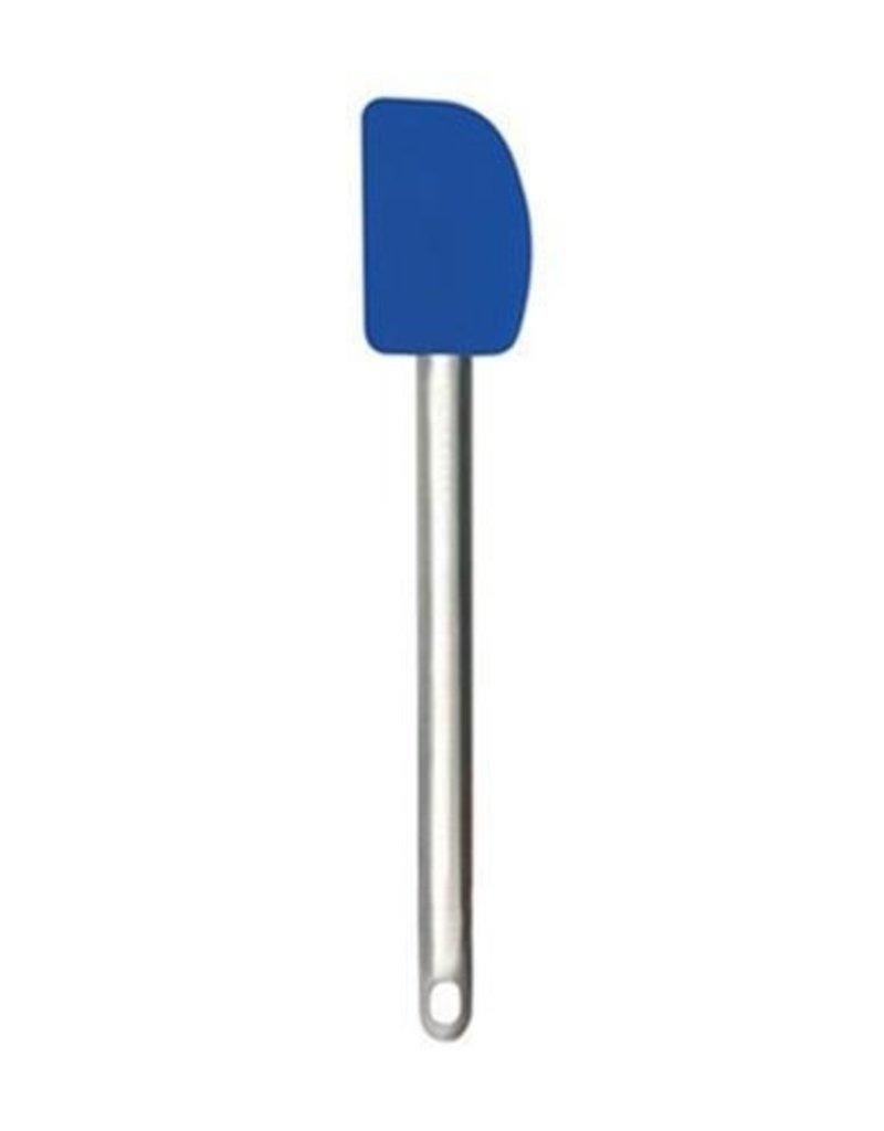 Swissmar Silicone Spatula, 30Cm, SS Handle-Blue