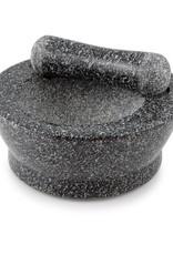 Swissmar Mortar & Pestle Sage, Granite w/ Pestle Rest