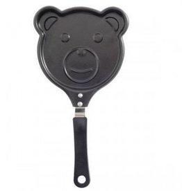 Norpro Bear Shape Pancake Pan, Non-Stick