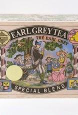 Metropolitan EARL GREY Wood Box, 100 Teabags