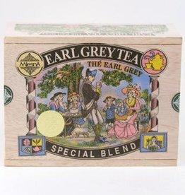 Metropolitan Wood Box, Earl Grey, 100 Teabags