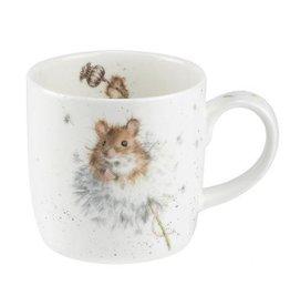Royal Worcester Wrendale Mug: Country Mice