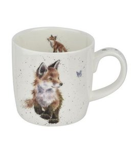 Royal Worcester Wrendale Mug: Born To Be Wild