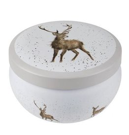 Royal Worcester Wrendale Boutique Candle Tin: Wild At heart