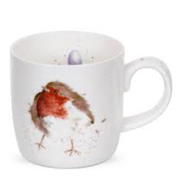 Royal Worcester Wrendale Mug: Garden Friend